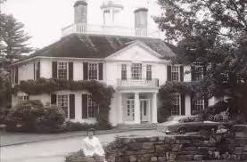 Helen Moseley's house