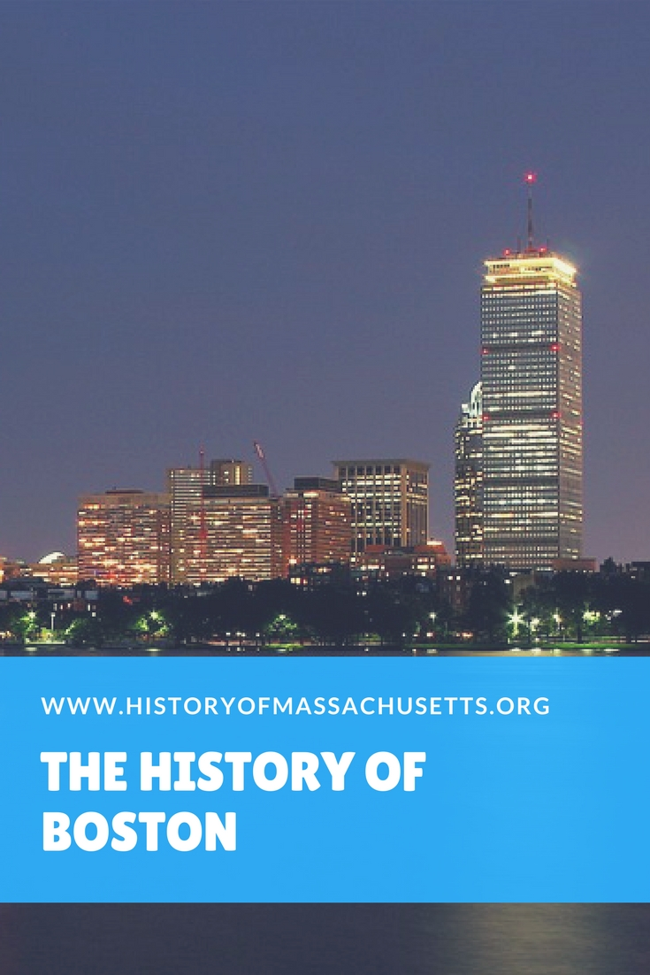 History of Boston