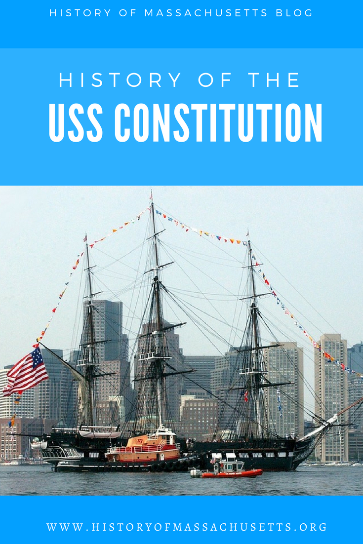 History of the USS Constitution