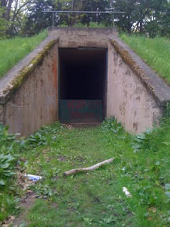 The root cellar, Maudslay State Park, Newburyport, Mass. Photo Credit: Rebecca Brooks