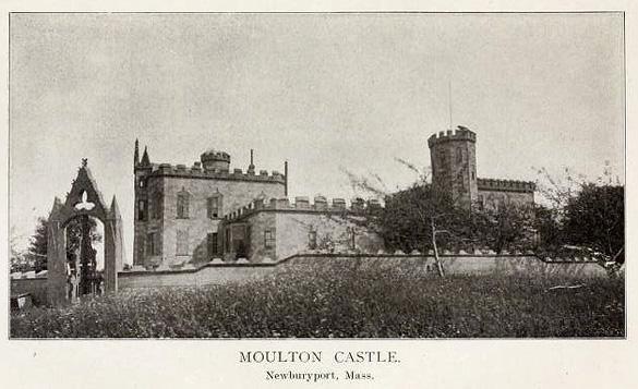 Moulton Castle
