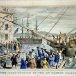 Who Participated in the Boston Tea Party?