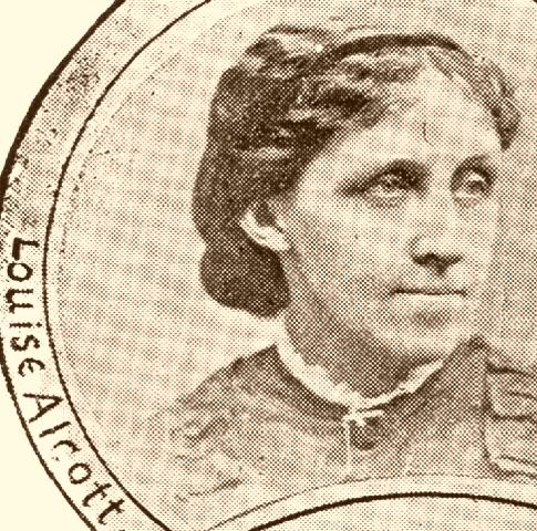 Louisa May Alcott in 1888