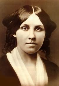 Louisa May Alcott circa 1857