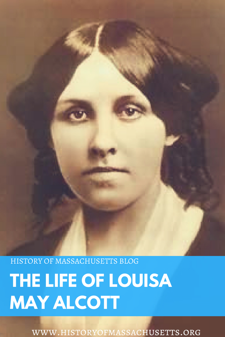 The Life of Louisa May Alcott