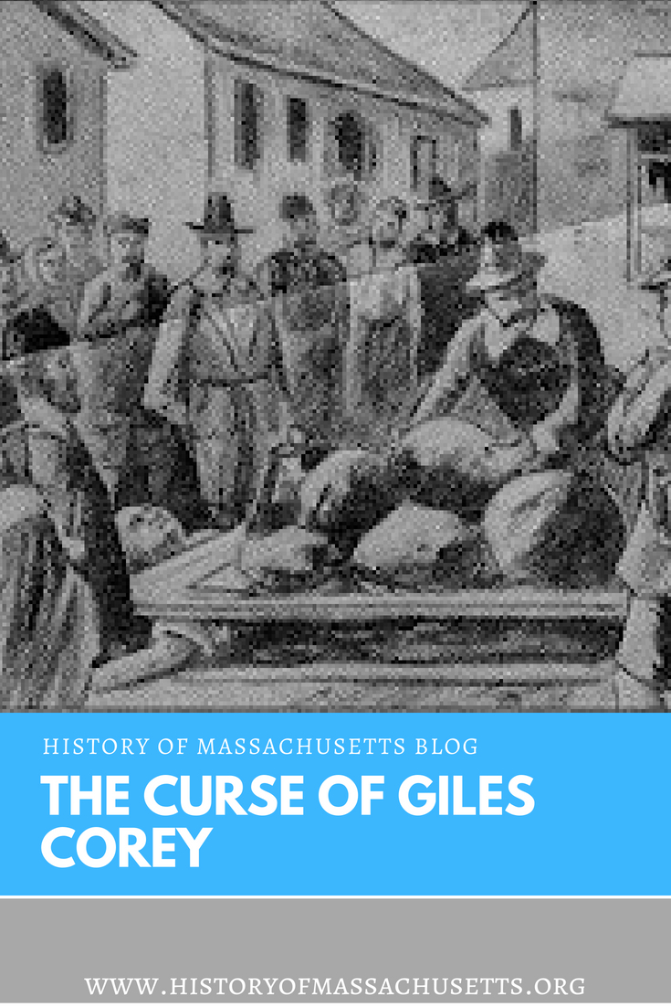 The Curse of Giles Corey