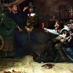 Timeline of the Salem Witch Trials
