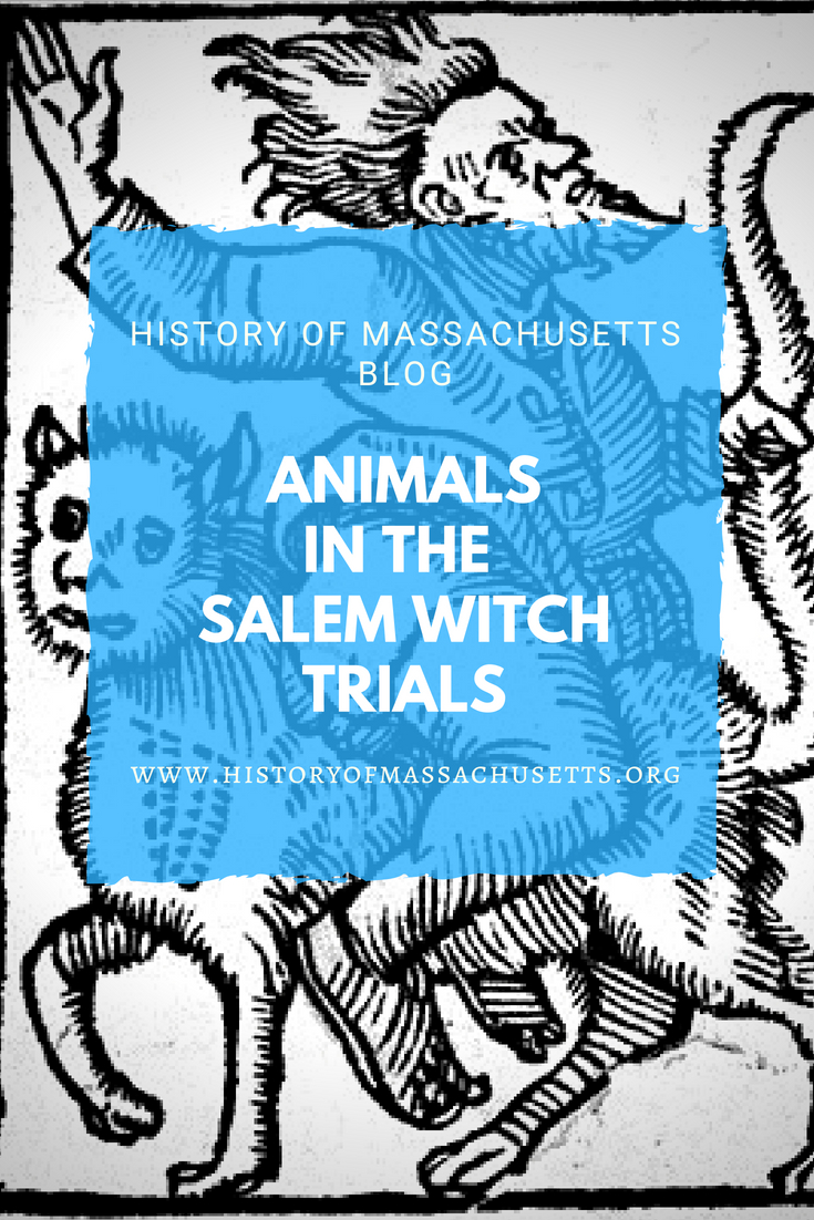 Animals in the Salem Witch Trials