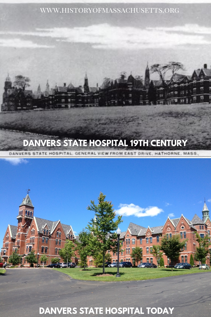 Danvers State Hospital 19th century