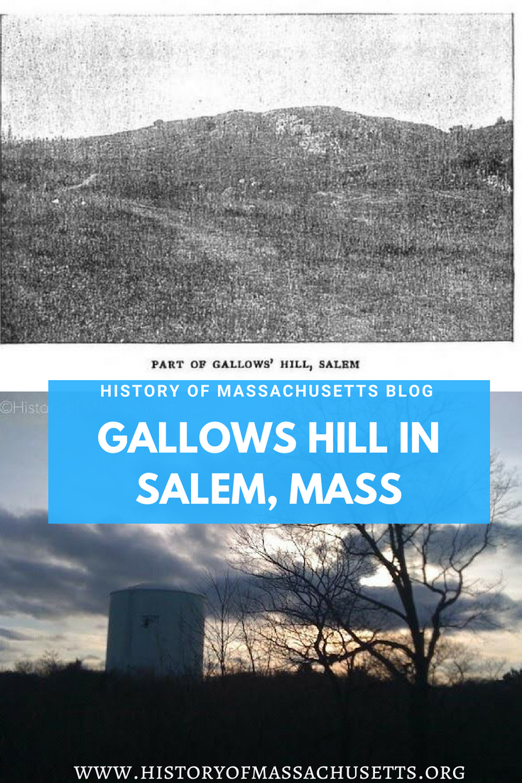 Gallows Hill in Salem, Mass