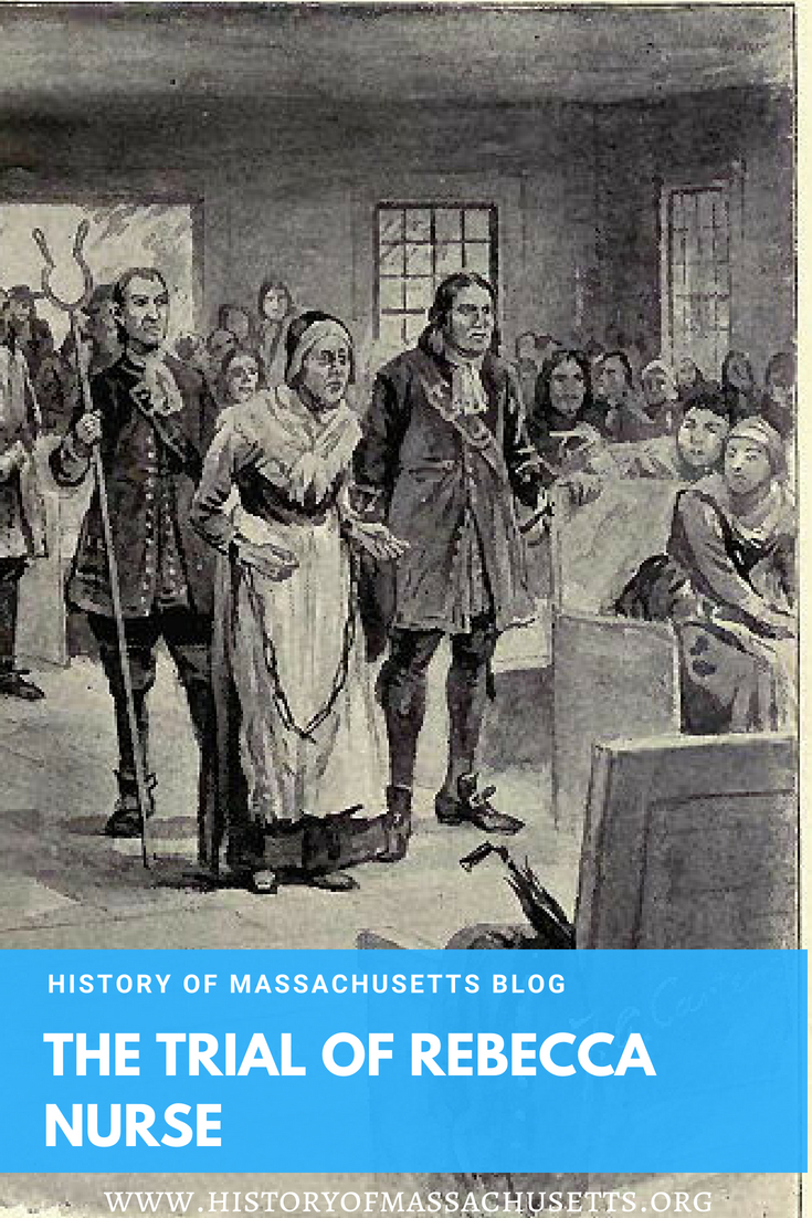 The Trial of Rebecca Nurse