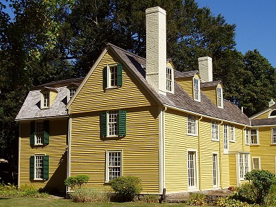 John Hale House in Beverly, Mass