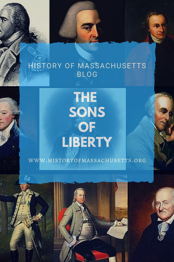 The Sons of Liberty: Who Were They?