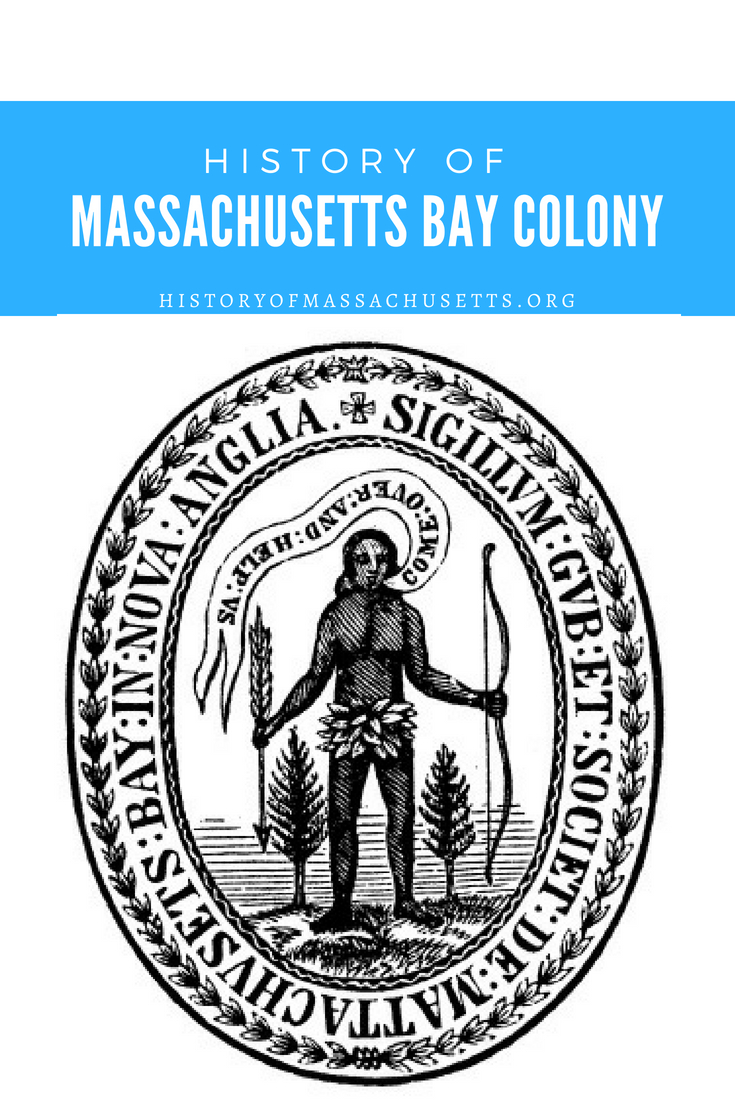 History of the Massachusetts Bay Colony