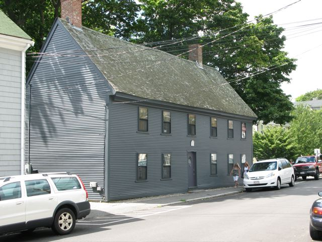 Ambrose Gale House, Marblehead, Mass