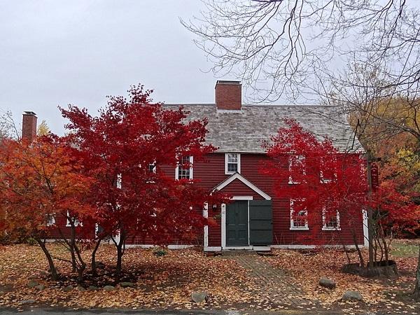 Nathaniel Felton Jr's House, Peabody, Mass