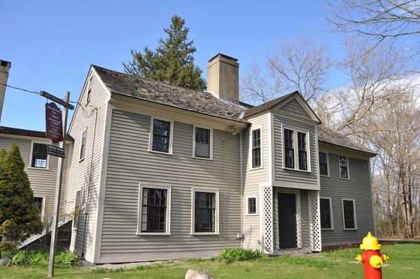 Nathaniel Felton Sr's House, Peabody, Mass