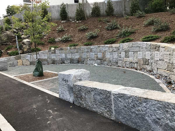 Proctor's Ledge Memorial, Salem, Mass
