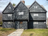 The Witch House, Salem, Mass, circa 2010