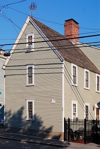 William Murray House, Salem, Mass
