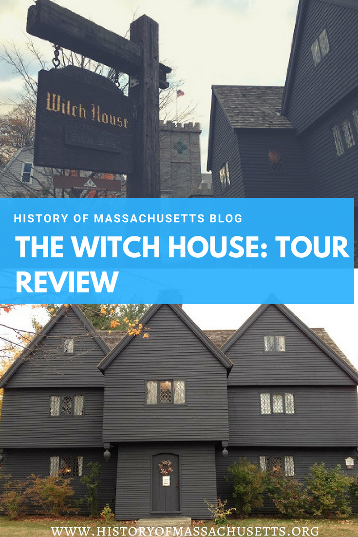 The Salem Witch House: Tour Review
