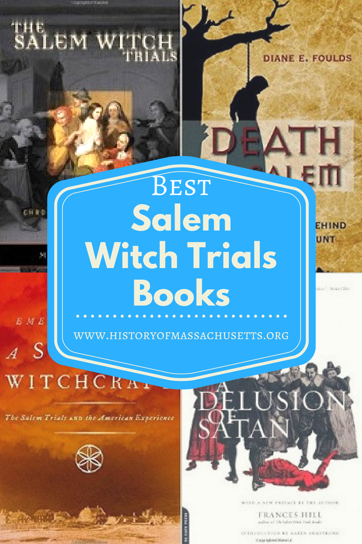 Best Salem Witch Trials Books