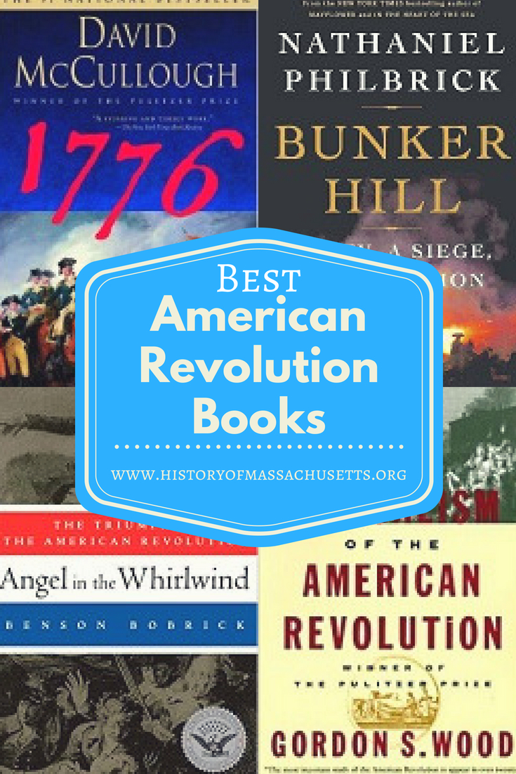 Best American Revolution Books
