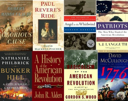 Essays On The American Revolution