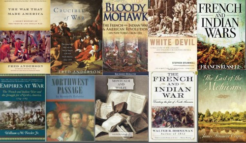 Best Books About the French and Indian War