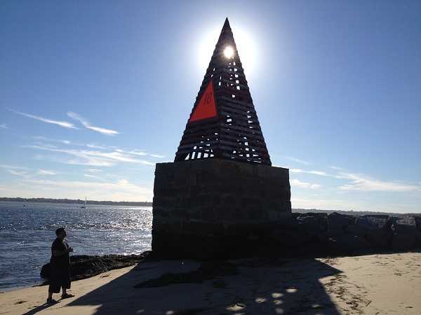 Butler's Toothpick, Salisbury Beach Reservation, Massachusetts. Photo Credit: Rebecca Brooks