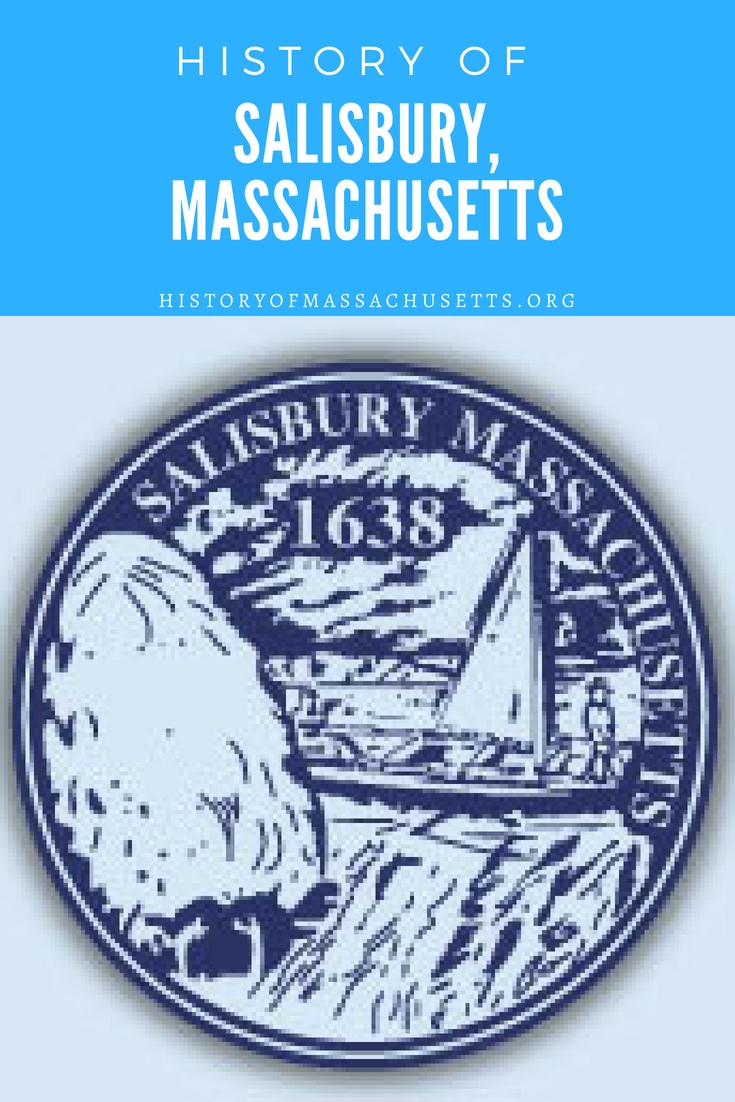 History of Salisbury, Massachusetts