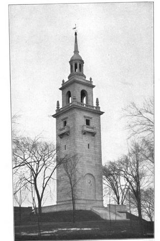 Dorchester Heights Monument circa 1902