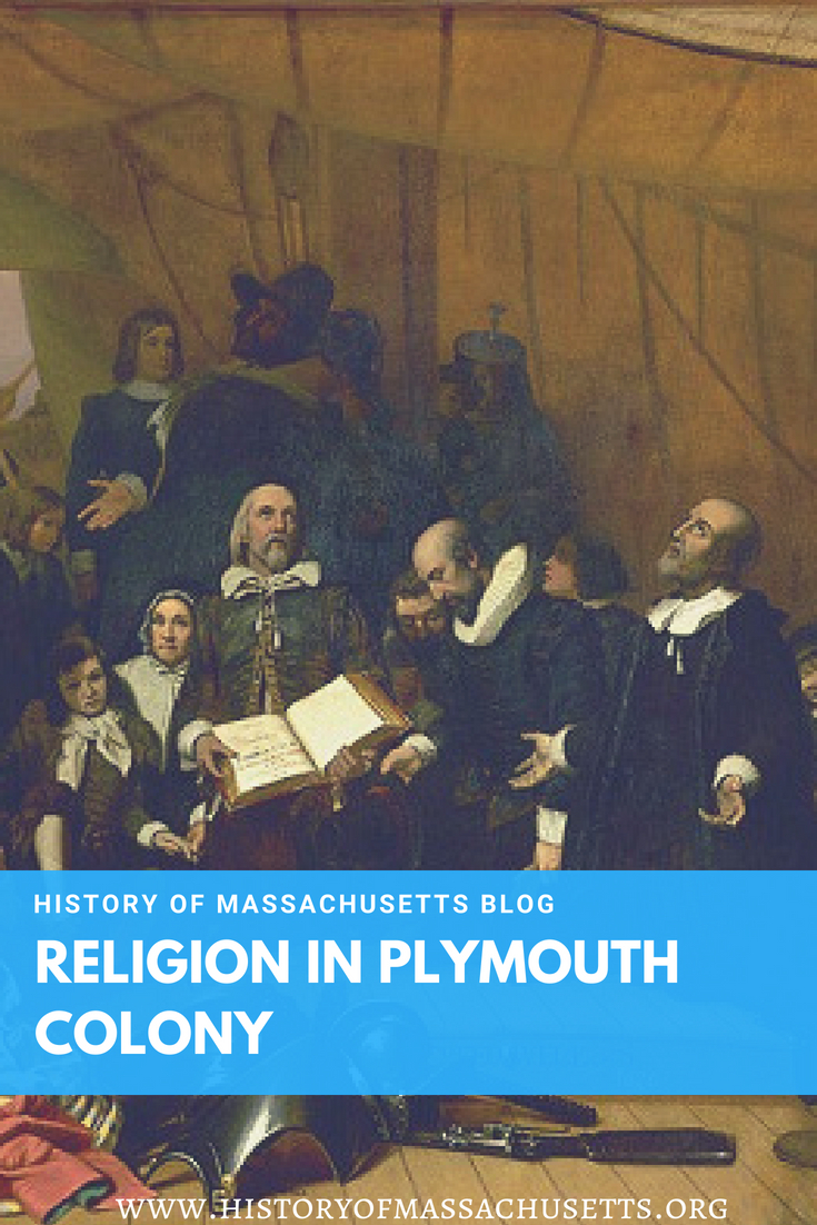 Religion in Plymouth Colony