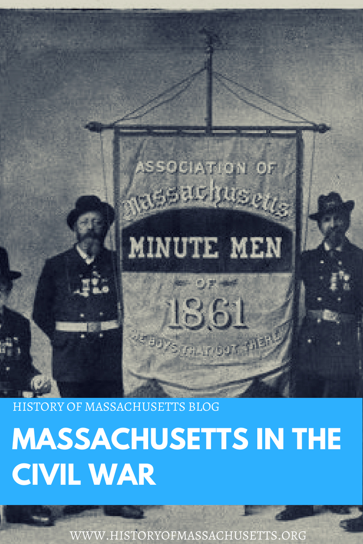 Massachusetts in the Civil War
