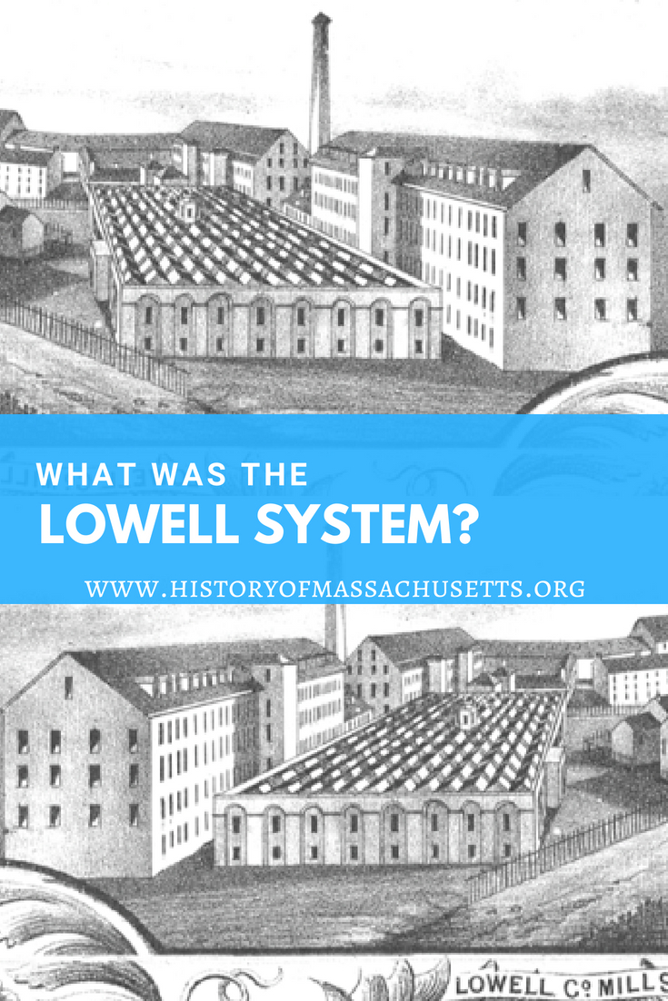 describe life in lowell in the mid 1800s