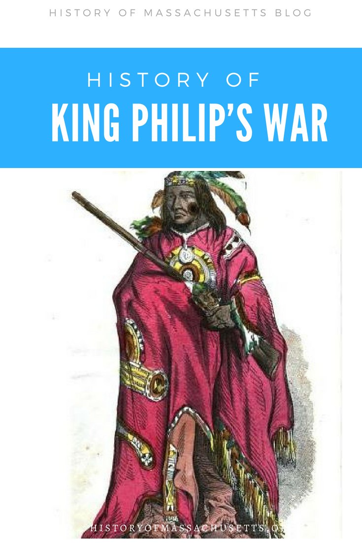 History of King Philip's War