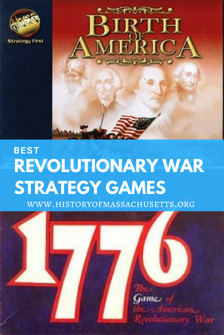 Best Revolutionary War Strategy Games