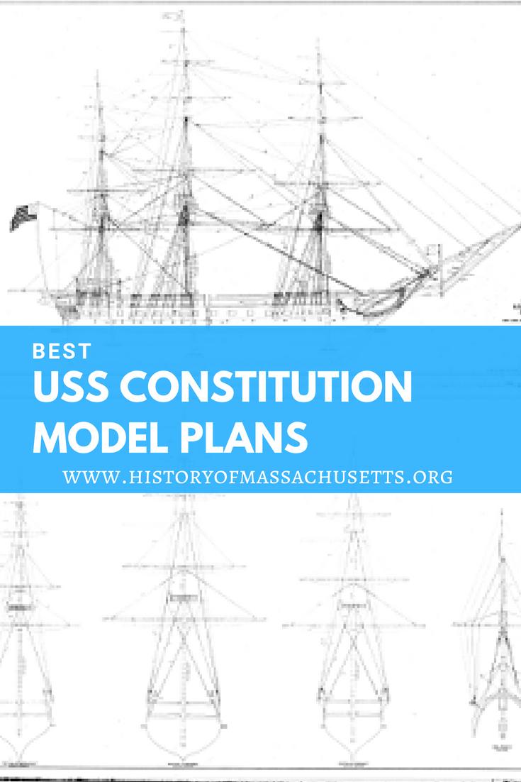 Best USS Constitution Model Plans