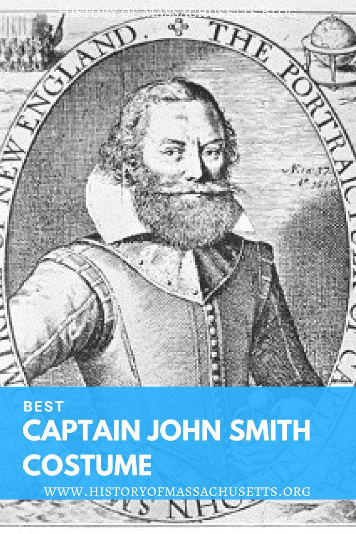 Best Captain John Smith Costume