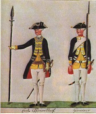 hessian german soldiers mercenaries in the Also, their general knypyhausen was commander of the entire german force which contributed to the common reference to hessian soldiers edmund maul has given me permission to publish his article, nicholaus schilling, a hessian grenadier.