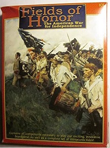 Fields of Honor: The American War for Independence