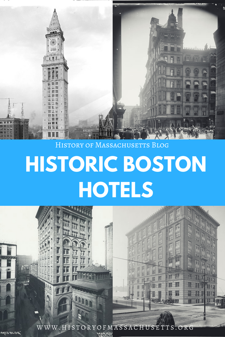 Historic Boston Hotels