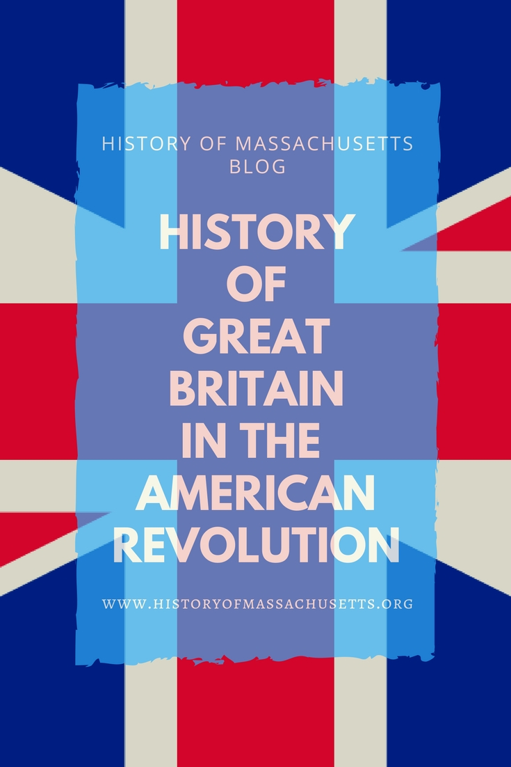 History of Great Britain in the American Revolution