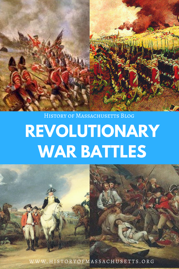 Revolutionary War Battles