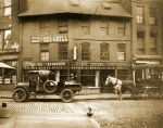 Union Oyster House in Boston circa 1920