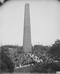 Bunker Hill Monument on Bunker Hill Day, circa 1890-1900