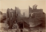 Oliver Street after the Great Boston Fire of 1872. Photographed by James Wallace Black.