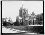 Trinity Church in Boston in 1899