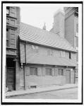 Paul Revere House in 1908