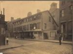 Wells Adams house on Salem Street in Boston circa 1898